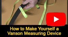 How to make yourself a Vanson Measuring Device