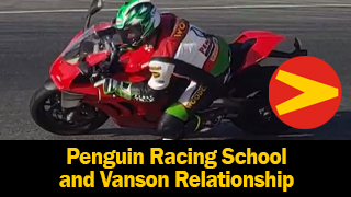Eric Wood from Woodcraft talks about his and his family's race team history with Vanson Leathers
