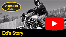 Eds story about his Vanson Leathers